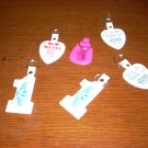 Key Rings Printed