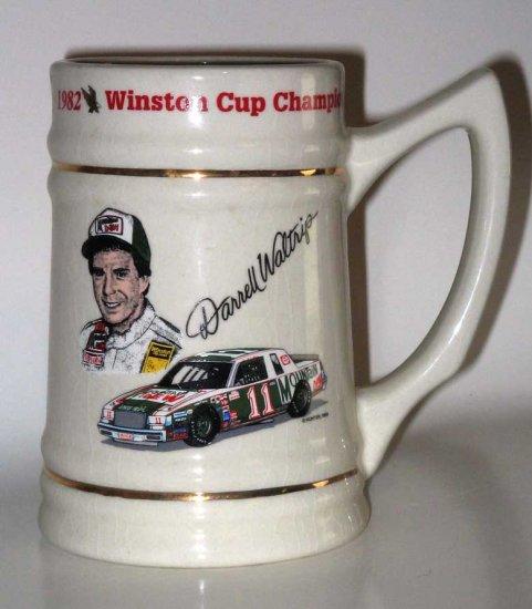 Darrell Waltrip 1982 NASCAR Winston Cup Championship Stein