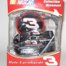 Dale Earnhardt Goodwrench #3 NASCAR Christmas Ornament