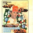 Richie Evans Special Speedway Scene Insert