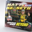 MATT KENSETH: Above and Beyond By Kelley Maruszewski
