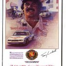 Terry Labonte Winston Cup Commemorative Champion Poster