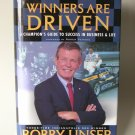 WINNERS ARE DRIVEN: A Champion by Bobby Unser