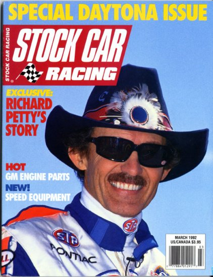 STOCK CAR RACING MAGAZINE JANNUARY 1982 RACING'S BIGGEST SHOWS