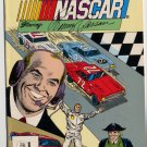 LEGENDS OF NASCAR Starring Benny Parsons #8 Vortex Comics