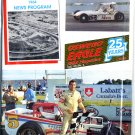 Oswego Speedway 1988 Program Bentley Warren