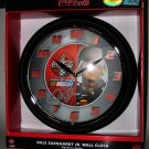 Dale Earnhardt Jr. NASCAR Coca-Cola Wall Clock