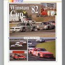 1982 NASCAR Winston Cup Yearbook Darrell Waltrip