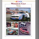 1984 NASCAR Winston Cup Yearbook Terry Labonte