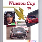 1991 NASCAR Winston Cup Yearbook Dale Earnhardt