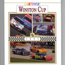 1995 NASCAR Winston Cup Yearbook Jeff Gordon