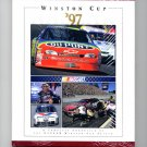 1997 NASCAR Winston Cup Yearbook Jeff Gordon