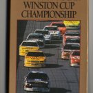 THE QUEST FOR THE 1990 NASCAR WINSTON CUP CHAMPIONSHIP