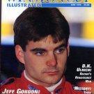 Winston Cup Illustrated Magazine 1994 Jeff Gordon NASCAR