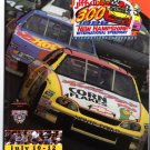 New Hampshire International Speedway NHIS Jiffy Lube 300 1998 Program NASCAR