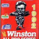 1992 Winston All Pro Series NASCAR