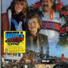 1986 Turkey Derby XIII Yearbook Wall Revue Modifieds Stock Car Racing