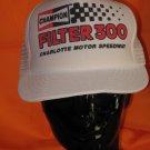 Champion Filter 300 Charlottte Motor Speedway Cap NASCAR
