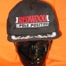 Redwood Snuff Pole Position Cap NASCAR