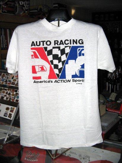 Auto Racing Promoter's Workshop Daytona 1988 Large Tshirt