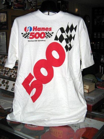 Martinsville Speedway Hanes 500 XL Tshirt NASCAR SH1457