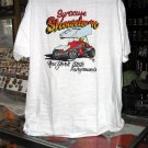 Syracuse Showdown NY State Fairgrounds Outlaws XL Tshirt WoO SH1447
