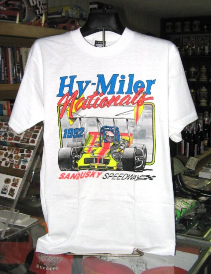 Sandusky Hy-Miler 1992 Sandusky Speedway XXL Tshirt SH1450
