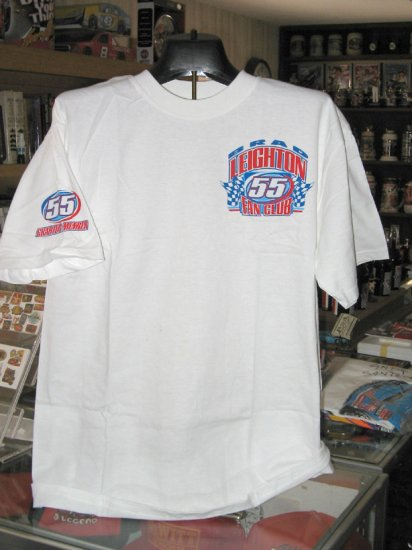 Brad Leighton #55 Fan Club Large Tshirt SH1542