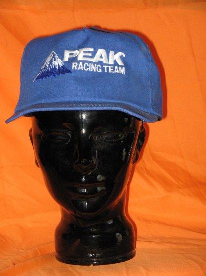 PEAK Racing Team Embroidered Cap NASCAR