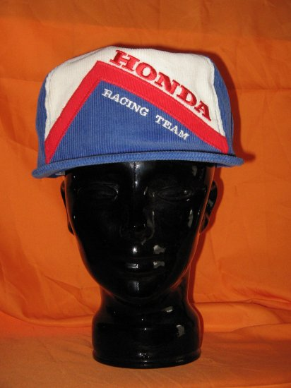 Honda Racing Team Adjustable Cap