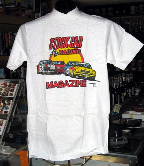 Stock Car Racing Magazine Small Tshirt SH1529