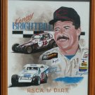 Kenny Brightbill RSCA to DIRT Oil Painting by Al DiMauro