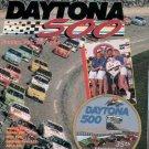 1994 Daytona 500 Speed Weeks 1994 35th Anniversary Program with patch Winston Cup NASCAR Speedweeks