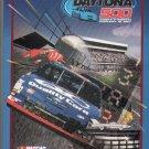 1997 39th Annual Daytona 500 Program with patch NASCAR Winston Cup Speedweeks