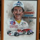 Jamie Tomaino 1990 NASCAR Modified Champion Painting