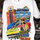 Daytona 500 NASCAR Winston Cup 2001 Large Tshirt