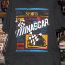 NASCAR Sports Page Auto Racing XL Tshirt