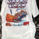 Motor Head Racing XXLarge White Tshirt