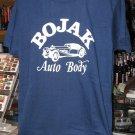 BoJak Auto Body Blue XLarge Tshirt