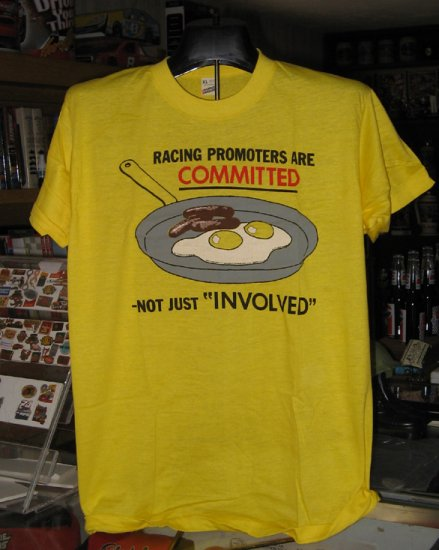 RPM Daytona 1986 Racing Promoters Workshop XLarge Tshirt