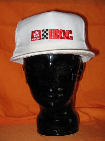 IROC Dodge International Race Of Champions Adjustable Cap