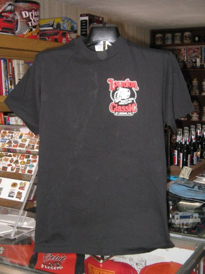 Loudon Classic Limited Edition 1995 America's Oldest Motorcycle Race Medium Tshirt