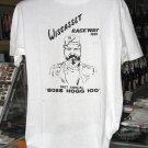 Wiscasset Raceway Boss Hogg 100 1991 Large Tshirt