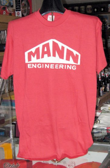 Mann Engineering XLarge Tshirt