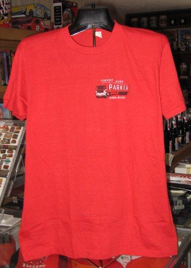Parker Trucking Avon Mass. XLarge Tshirt