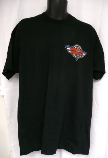 Motor Head Parts Dept. Pistons Black XXL Tshirt