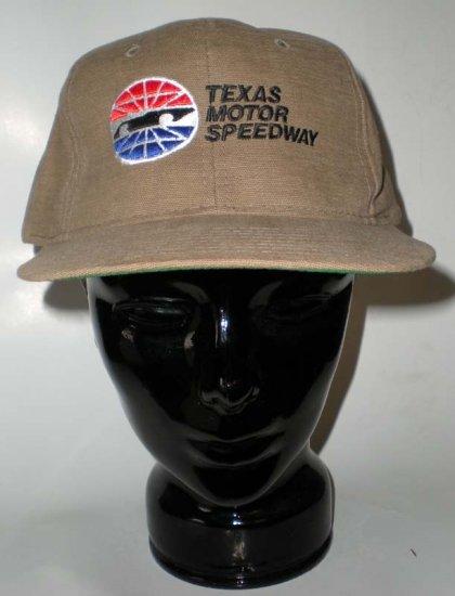 Texas Motor Speedway NASCAR Cap Tan