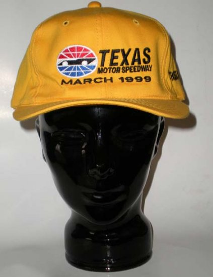 Texas Motor Speedway March 1999 Race Cap NASCAR