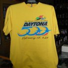 Daytona 500 2001 Great American Race Large Tshirt NASCAR SH6503