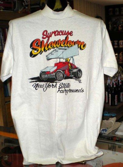 The Outlaws Syracuse Showdown Large Tshirt SH6061